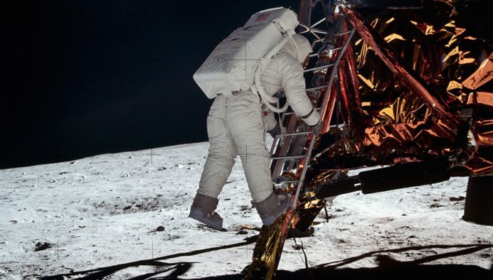 Image result for moon landing fake proof