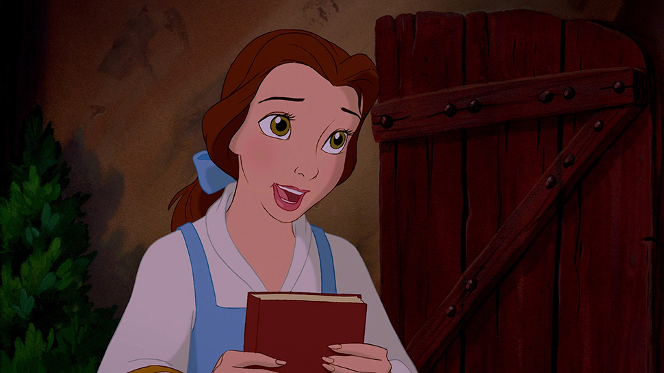 Image result for beauty and the beast belle