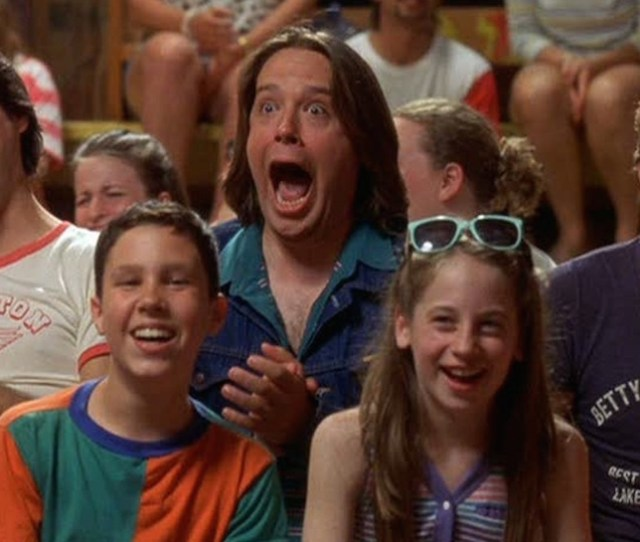 Literally Everyone Funny That You Love Will Be In Netflixs Wet Hot American Summer