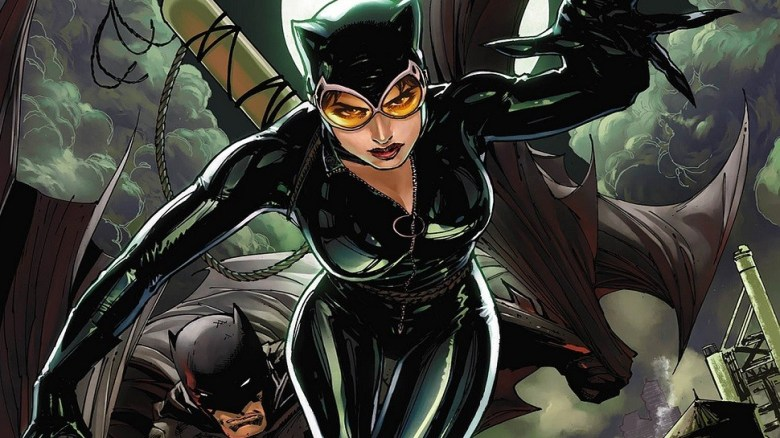 Image result for catwoman comic