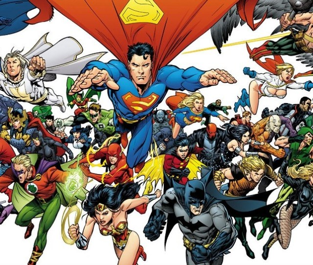 Here Are 4 Post Convergence Comics Dc Should Consider Right Away