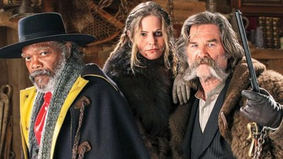 Quentin Tarantino returns to the Western genre with The Hateful Eight