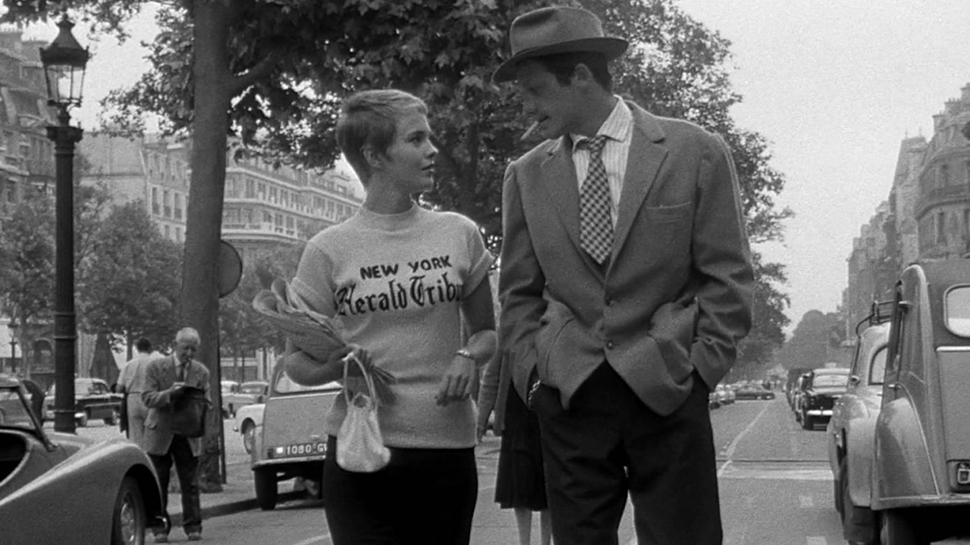 Image result for films like breathless