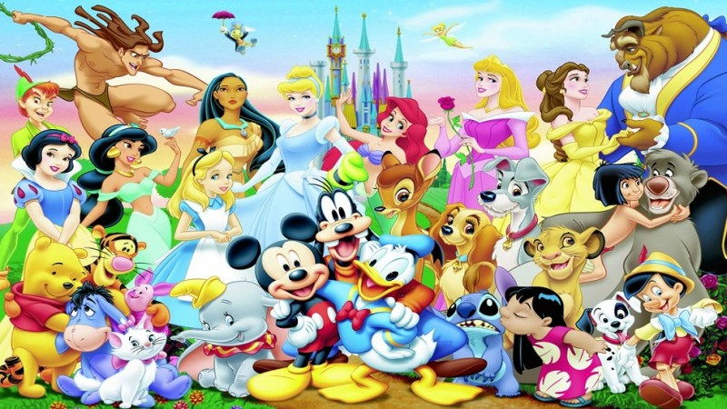 Image result for disney animated characters