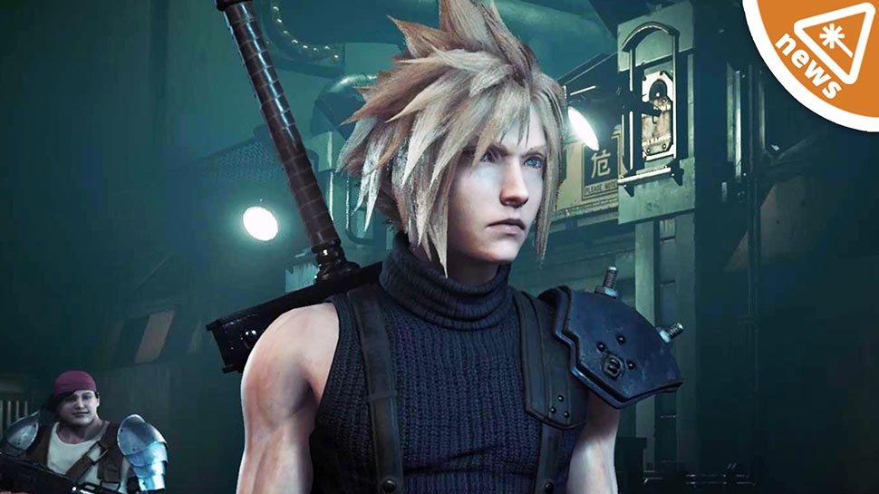 FINAL FANTASY VII REMAKE Will Be Split Into Episodic Games