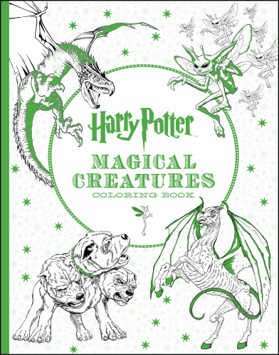Image result for harry potter colour book