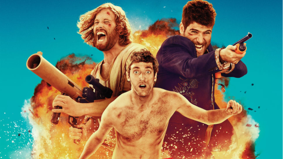 Thomas Middleditch Bares All In New SEARCH PARTY Poster