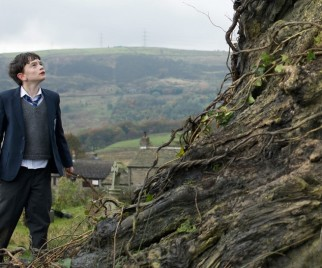 Liam Neeson is a Tree Creature in A MONSTER CALLS