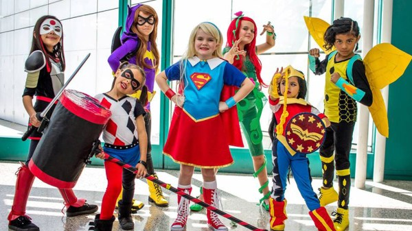 Cosplay Friday #165 – DC SUPER HERO GIRLS, Leia, and More ...