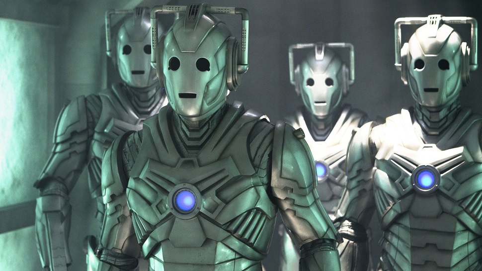 Image result for cybermen