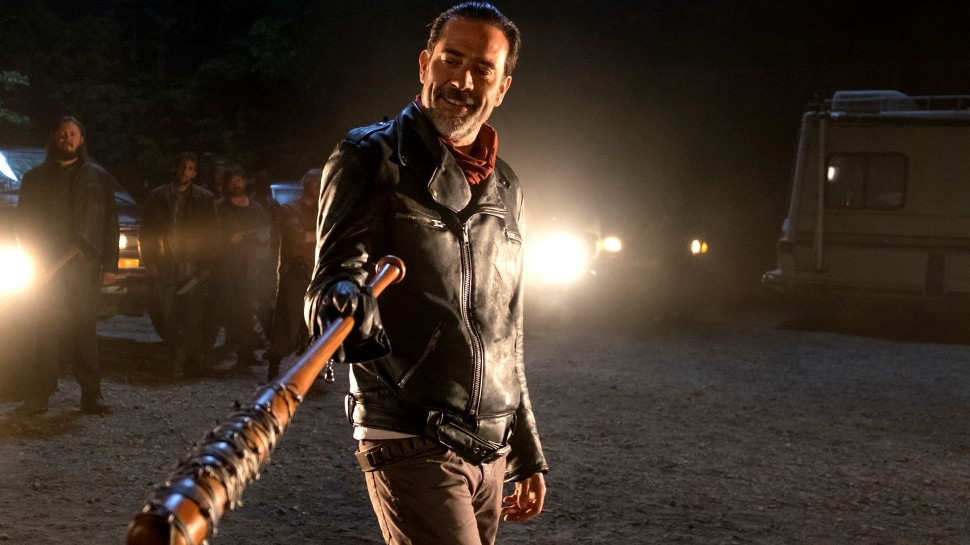 Image result for negan promo poster