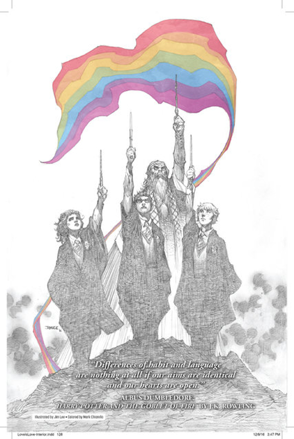 Image result for love is love artwork comic