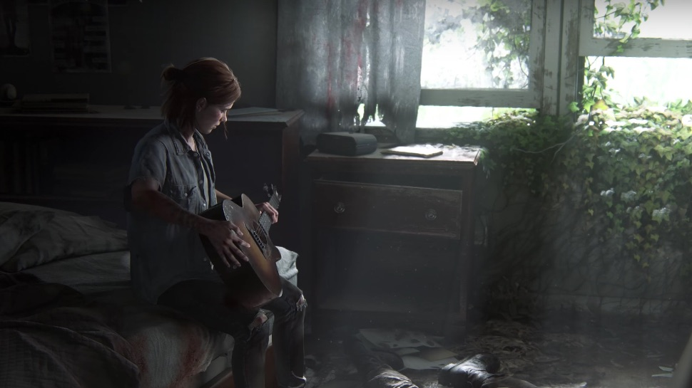 Image result for the last of us part two