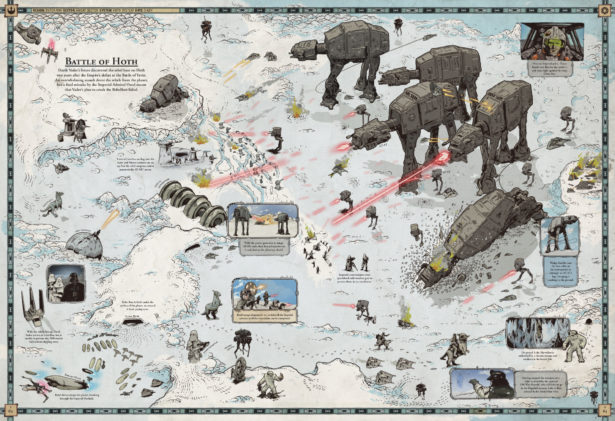 Image result for star wars galactic atlas