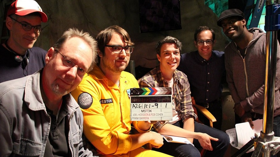 MYSTERY SCIENCE THEATER 3000 Season 11 Gets Release Date