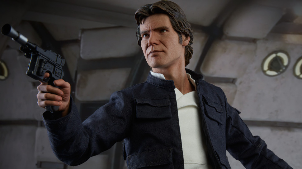 Sideshow Collectible's New STAR WARS Han Solo Figure is a Treasure Worth Smuggling (Exclusive)