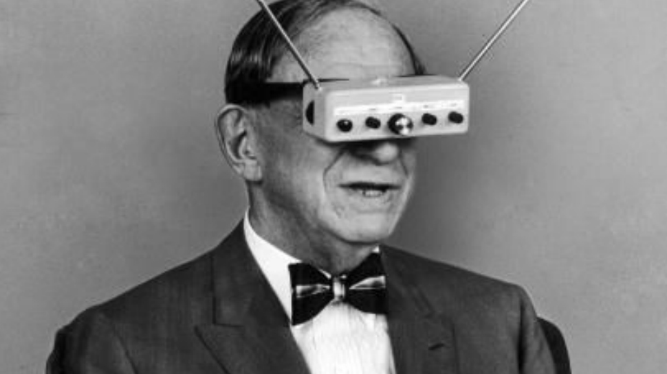 Image result for Hugo Gernsback)