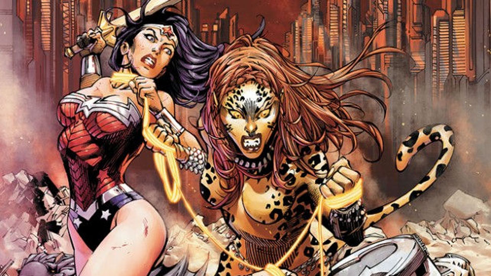5 Villains We Want to See in WONDER WOMAN 2