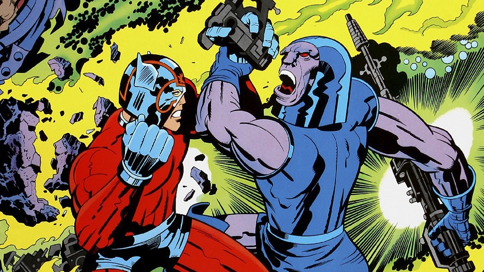 Image result for jack kirby new gods