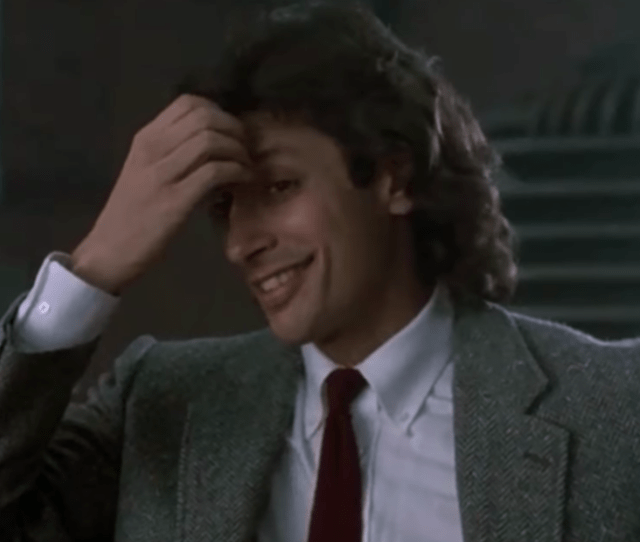All The Best Jeff Goldblum Noises In One Supercut