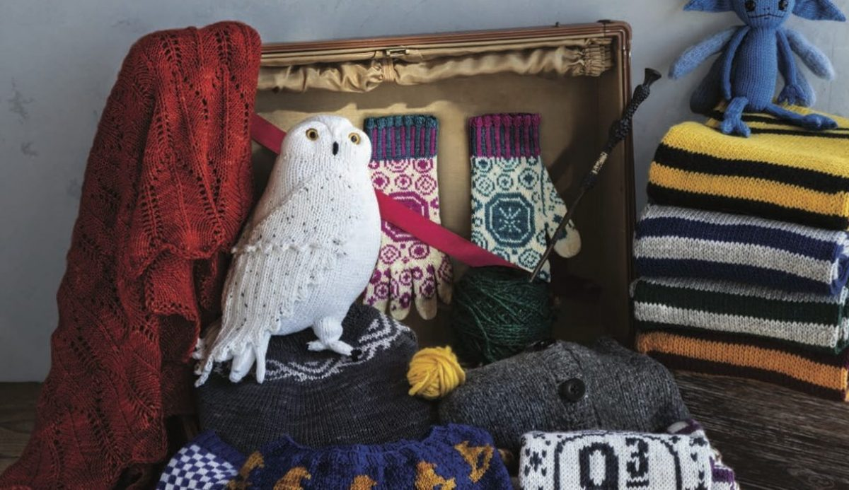 A Harry Potter Knitting Book Is Coming In 2020 Nerdist