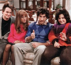 Old but gold - Friends
