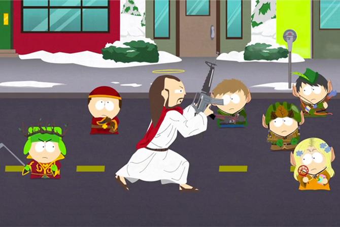 5 motivos para jogar South Park: Stick of the Truth