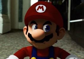 Video: Mario destruindo minha casa