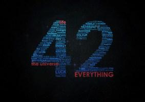 Porque 42 é a resposta para tudo