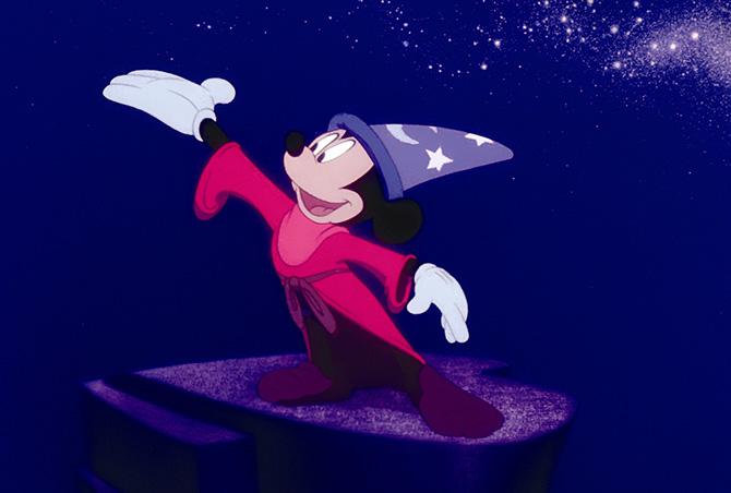 Disney revela onde Mickey está escondido em suas animações