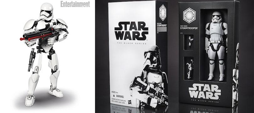 Primeiros brinquedos de Star Wars: O Despertar da Força são revelados