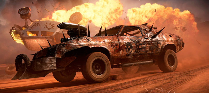 Mad Max: brutalidade em um mundo aberto e devastado - Crítica