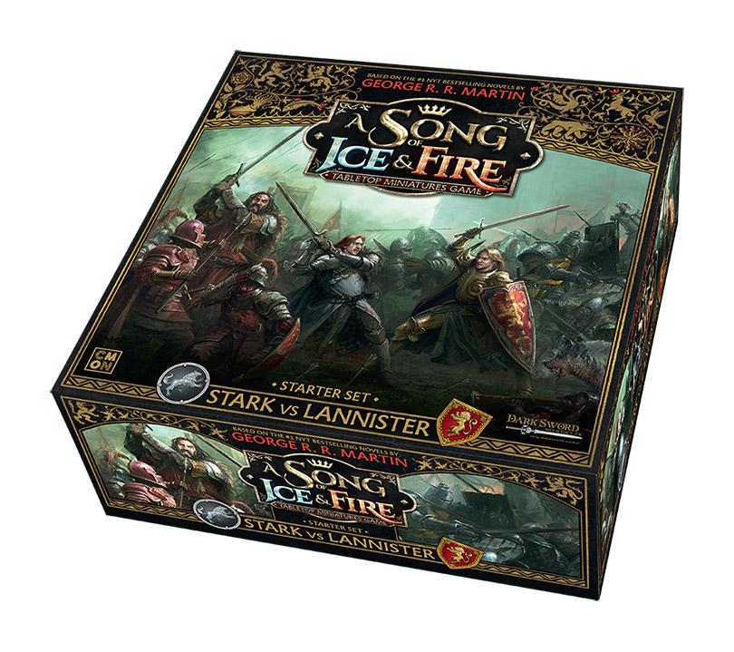 Um jogo de tabuleiro do Game of Thrones para você reescrever a série