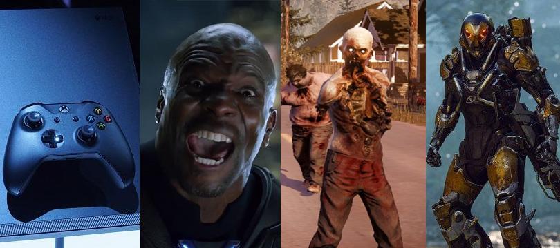 Xbox One na E3: Os 13 melhores anúncios