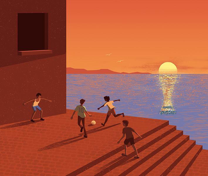 28 ilustrações irônicas do mundo moderno