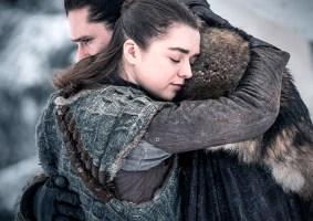 Ideia original de Game of Thrones inclui paixão entre Jon e Arya (e mais!)
