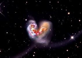 Vivemos nos destroços de uma colisão entre galáxias, sugere estudo
