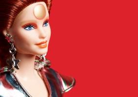 Barbie do David Bowie celebra 50 anos de Space Oddity