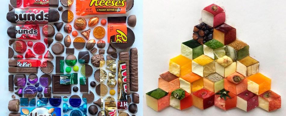 Os gradientes alimentares de Adam Hillman