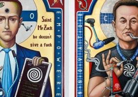 Religiões Remasterizadas, por Aleksandar Todorovic