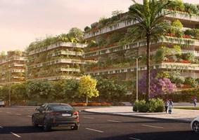 Cairo recebe o conceito de floresta vertical na África
