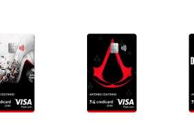 Cartão de crédito do Assassin's Creed é anunciado pela Credicard