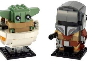 LEGO do Mandalorian traz nave e personagens da série