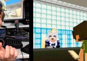 Alunos em quarentena no Japão celebram formatura no Minecraft