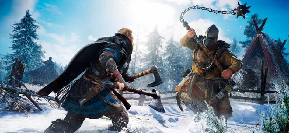 Assassin's Creed Valhalla será na Era dos Vikings