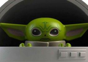 Minifigura Baby Yoda da China custa R$ 10