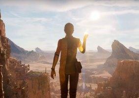 Os gráficos da nova geração na Unreal Engine 5 no PlayStation 5