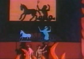 As parábolas O Mito da Caverna e Diante da Lei em animações