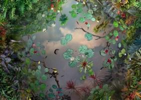 As colagens de Catherine Nelson criam mundos botânicos surreais-GEEKNESS (7)