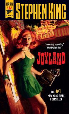 Joyland - uma outra face de Stephen King